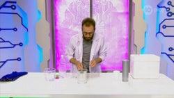 Joel's Hands On Science: Liquid Gas